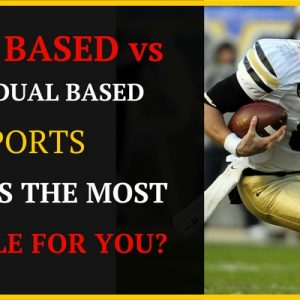 Team-based vs. Individual Sports