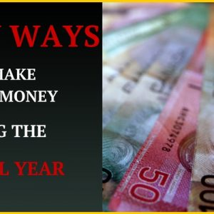 Make Extra Money During The School Year