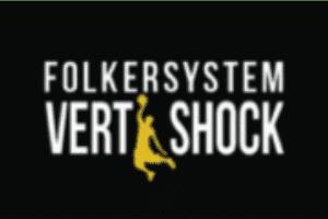 Vert Shock to Jump Higher Logo