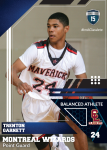 Levels Sports Card Front Black Male Basketball Player