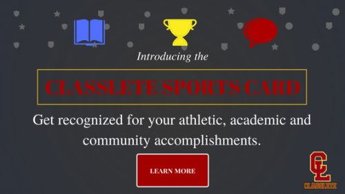 Introducing the Classlete Sports Card